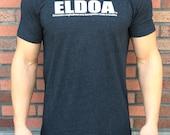 ELDOA Men's Tee - Charcoal