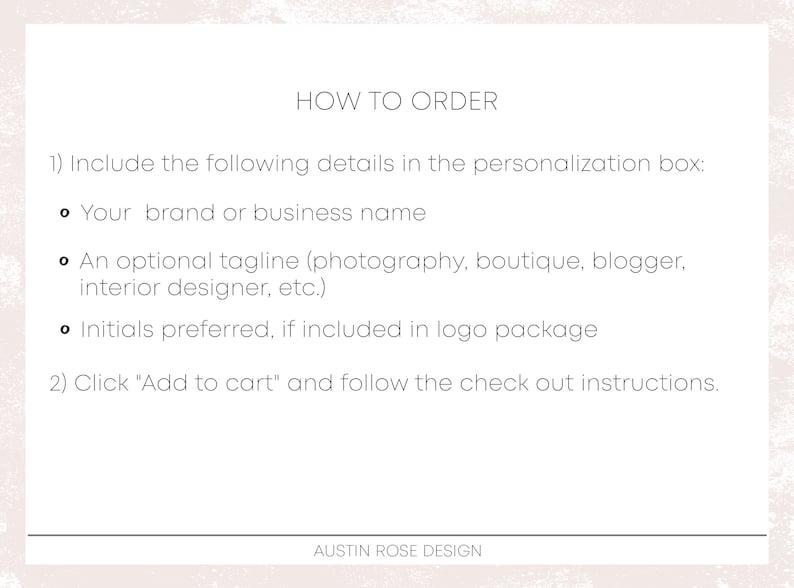 Interior Design Hair Salon Online Business Boutique Logo Premade Logo Design Custom Logo Pink Butterfly Logo Logo Design Beauty