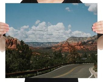 Sedona, Arizona Landscape 3 Photo Print