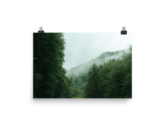 Great Smoky Mountains Landscape 2 Photo Print