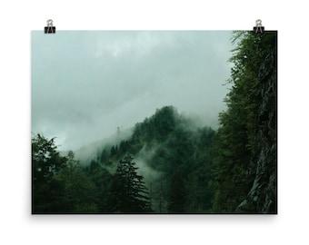 Great Smoky Mountains Landscape 3 Photo Print
