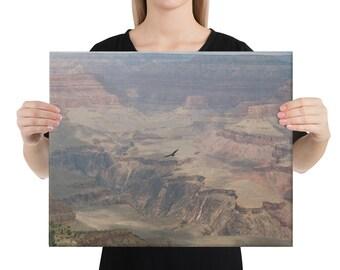 Grand Canyon Landscape 1 Canvas Print