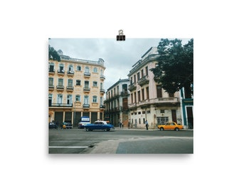 Havana, Cuba City Print