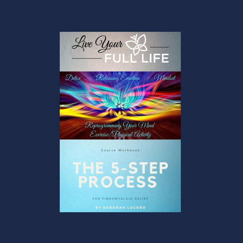 5 Step Self-Help Workbook for Men and Women image 0