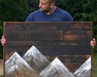 Mountain Wood ART