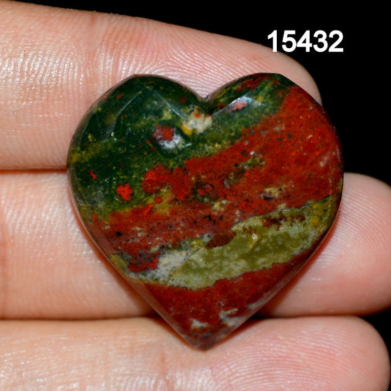 BLOODSTONE GREAT A One Quality 100/% Natural  Cabochon Loose Gemstone For Making Jewelry