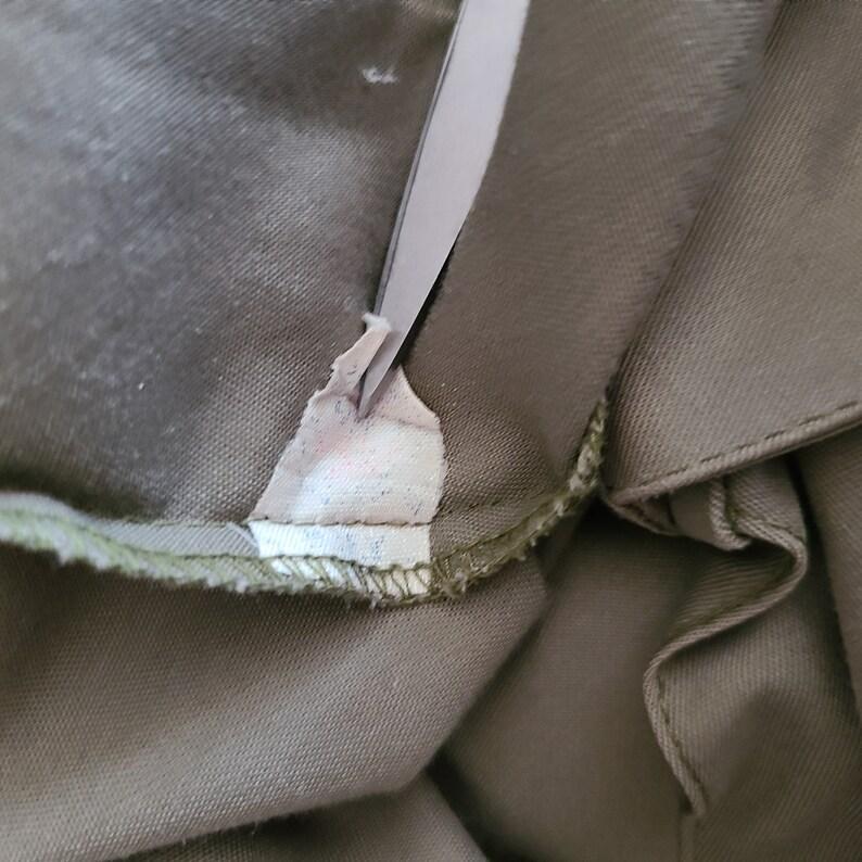 70/'s Schrader Sport Popover Shirt Dress