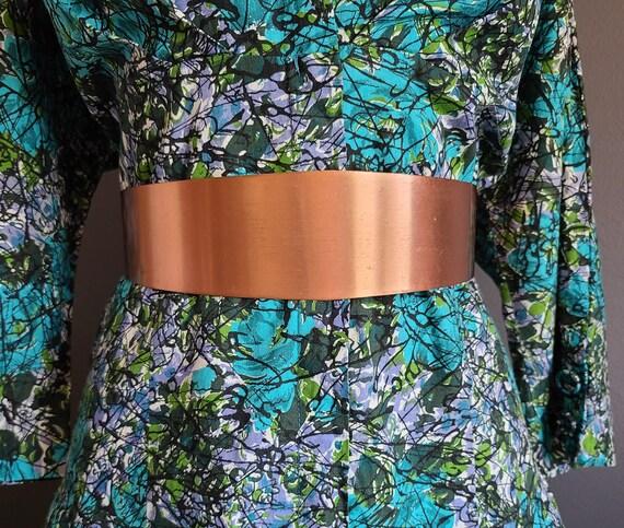 50's Renior Copper Cinch Belt