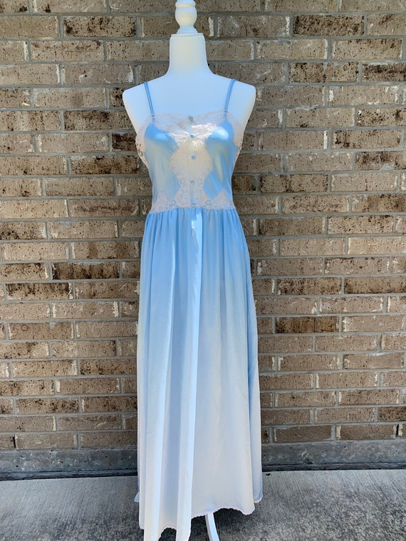 1970s Lanvin Nightgown - image 1
