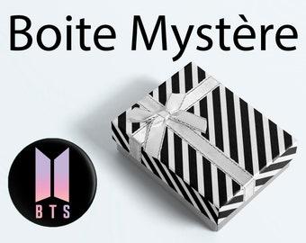 BTS Boite Mystère - Sac mystère, Coffret cadeau, Marchandises surprises, Bias Pack, K-pop