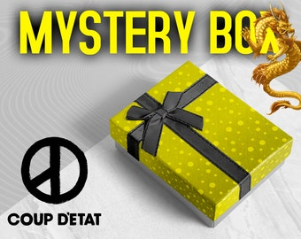 G-DRAGON MYSTERY Box, Mystery pack, Gift box, Surprise box, Mystery bag