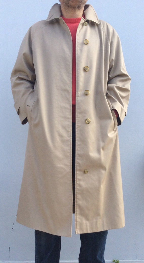 Burberry raincoat sz. S/M