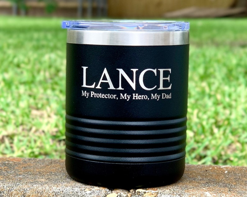 Engraved Tumbler Fathers Day Tumbler Personalized Tumbler for Dad Whiskey Gift for Dad mug personalized fathers day mug custom dad mug gift