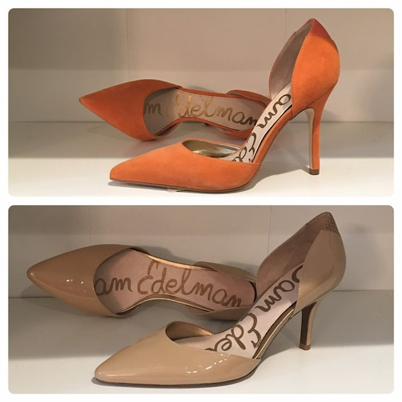 Sam Edelman pointy shoes, womens size 6, sexy pump