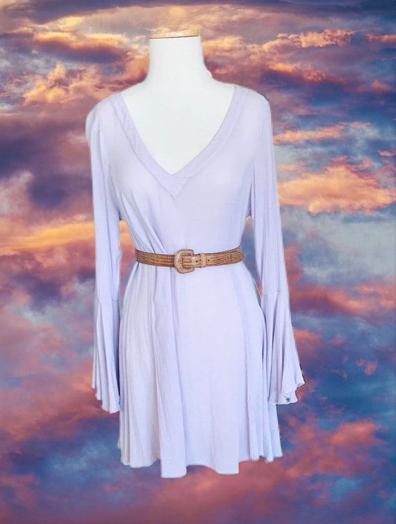 Vintage Lavender Stevie dress