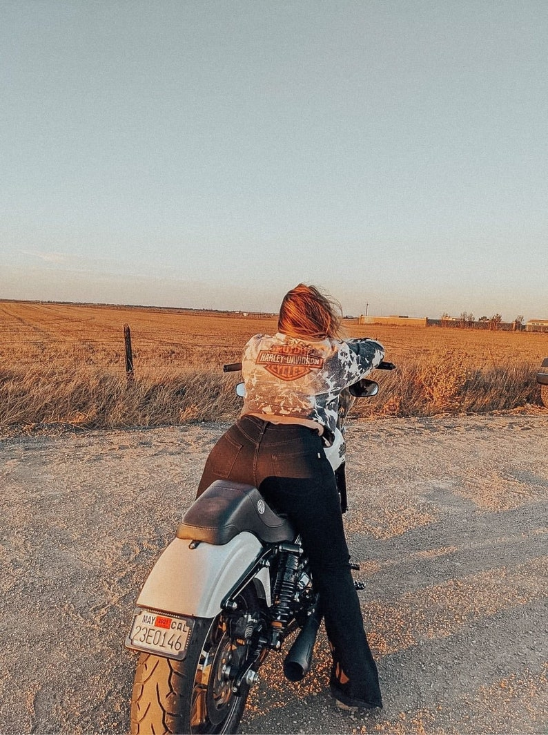 Harley Davidson motorcycle tee