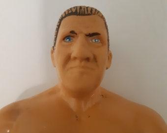 WWE Wrestling Rétro ferrailleur dog figurine