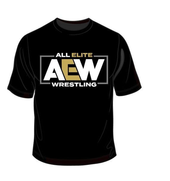 Aew Wrestling T Shirt All Elite Wrestling All In All Out Cody Etsy