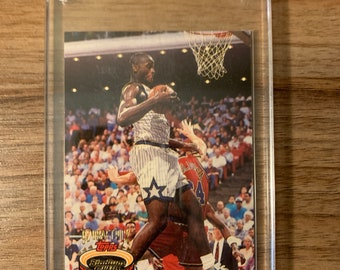 Oneal Rookie Card Etsy