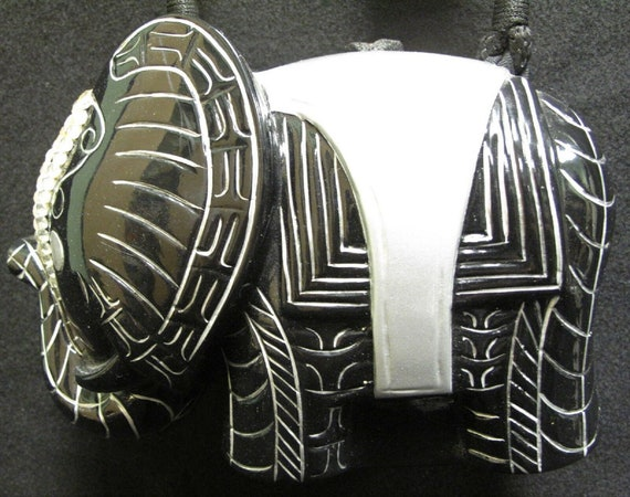 Timmy Woods SWAROVSKI CRYSTAL Lucky Elephant Handb