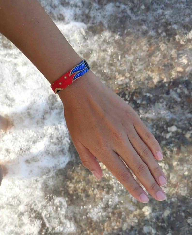 Batik Bracelet Pantai image 0