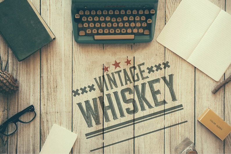 Download 10 Whiskey fonts Pack Instant Digital Download Calligraphy ...