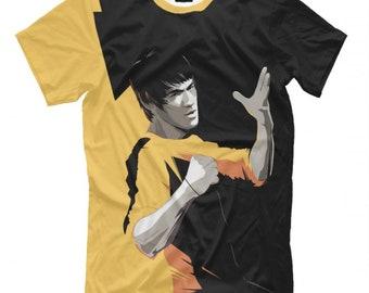 American Classics Bruce Lee Mind State T-Shirt Black