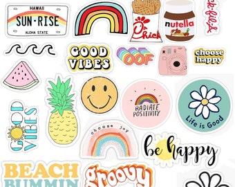 image regarding Vsco Printable Stickers titled Vsco stickers Etsy