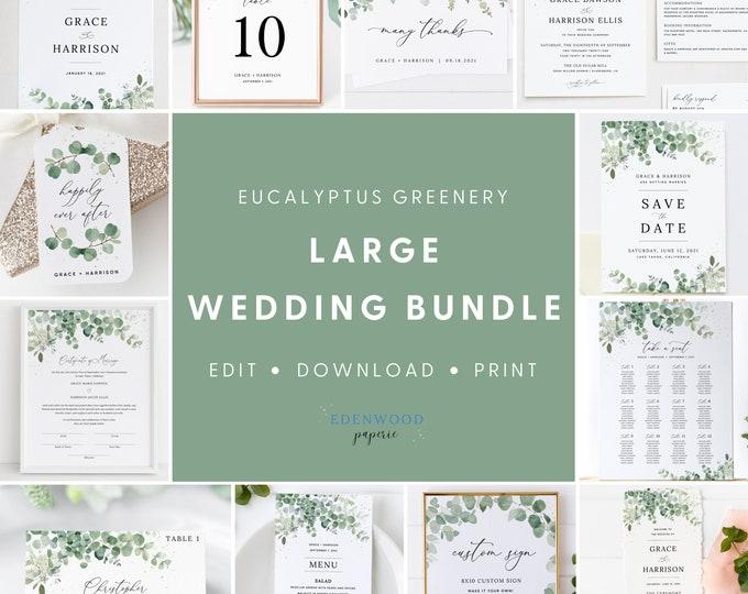 Large Wedding Bundles