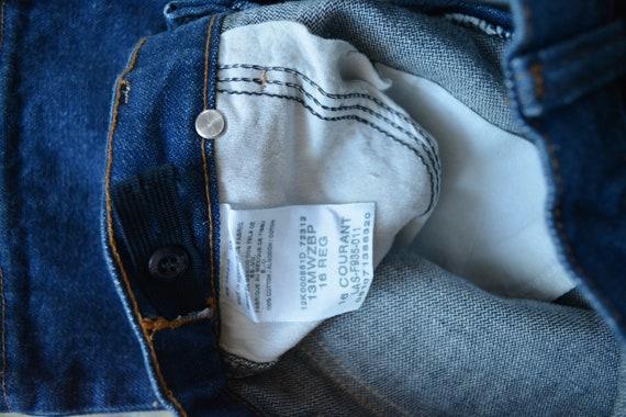 Vintage 80s Wrangler Blue Jeans | Wrangler - image 6