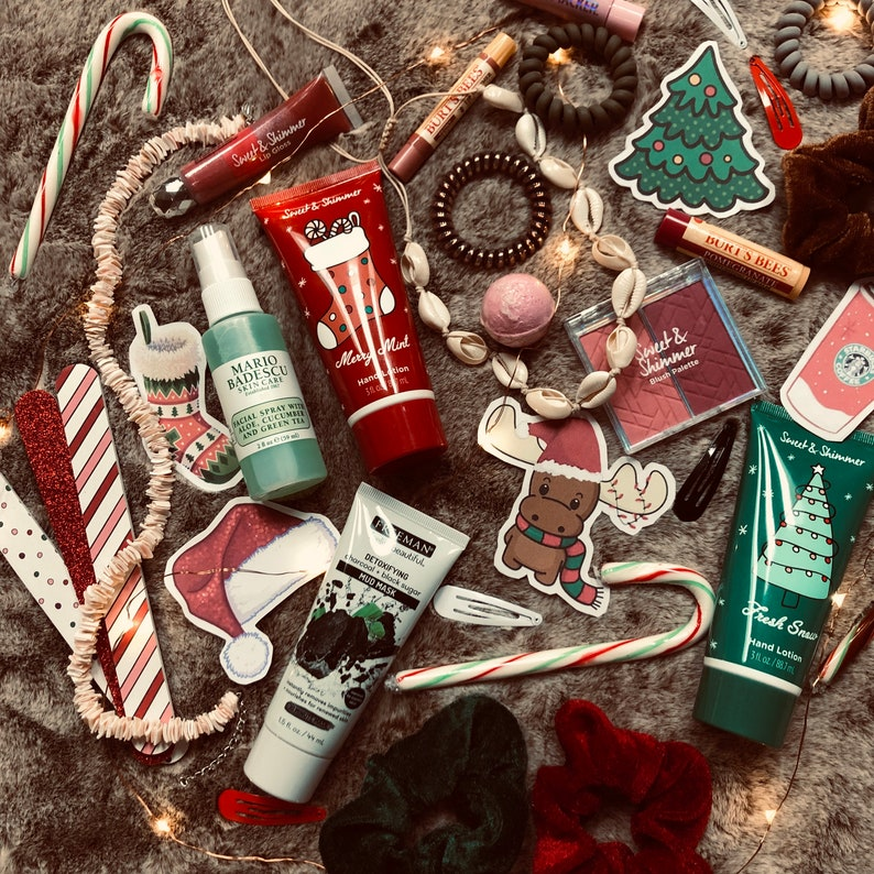 Christmas Mystery Box  Christmas Stocking Stuffers image 0