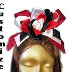 Custom Cheer Bow , Cheer Hair tie, Scrunchie, Sports wear, Fan wear, Big Hair Bow, Dance Team Accessory, Spirit wear, Elastic hair tie