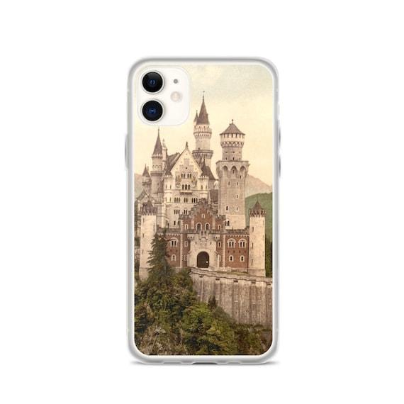 coque iphone 8 medieval castle
