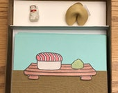 Mini Card Set - Sushi