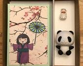 Mini Card Set - Geisha