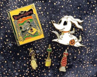 Spooky Season Enamel Pins