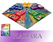 Hadara 5x Card Holder Display Board Game