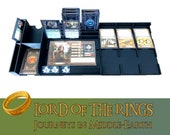 The Lord of the Rings: Journeys in Middle-earth Hero Dashboard Magnetic Board Game