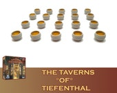 The Taverns of Tiefenthal 20x Schnapps Tokens Board Game