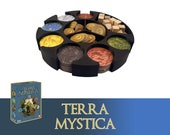 Terra Mystica Quick and Easy Resource Dispenser Board Game