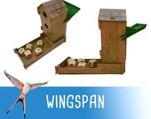 Wingspan Dice Tower Add-on Expansion Board Game