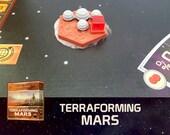 Terraforming Mars Phobos Space Haven Tile Board Game