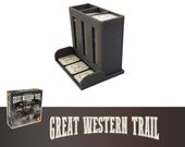 Great Western Trail Tile Dispenser Board Game