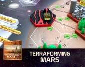 Terraforming Mars Lava Flows Tile Board Game