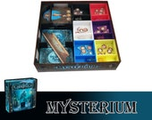 Mysterium + Expansions Board Game Insert