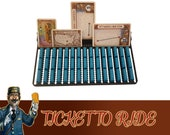 Ticket to Ride 5x Deluxe Player Tray Board Game