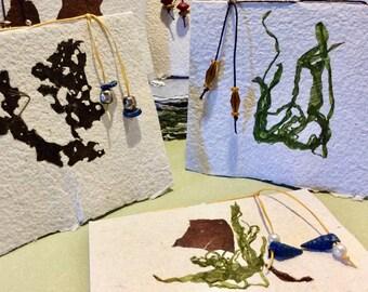 Seaweed cards
