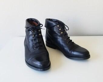 a6b145fe34c Enzo angiolini boots   Etsy