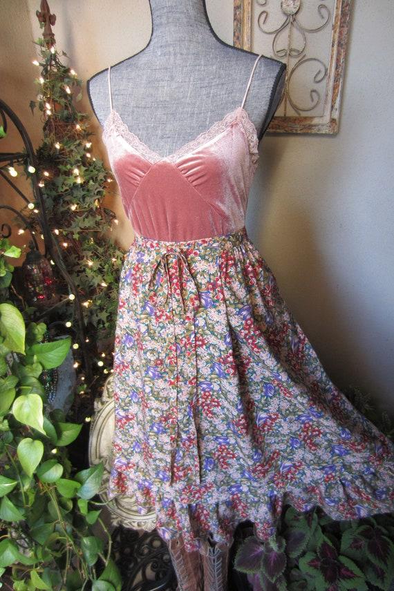 Patty Woodard Prairie Skirt size 13 14