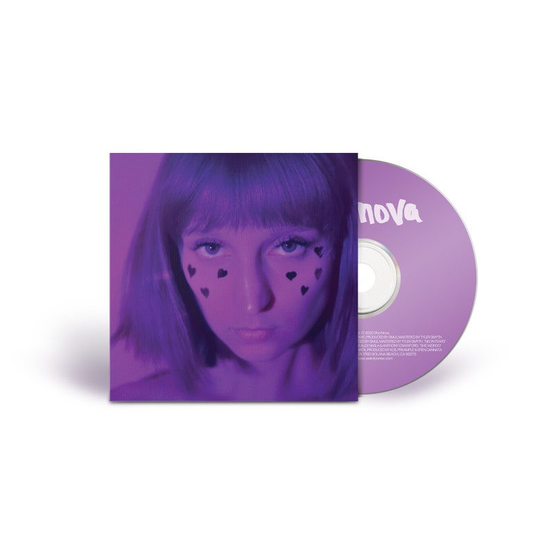 She Nova CD  Signed image 0